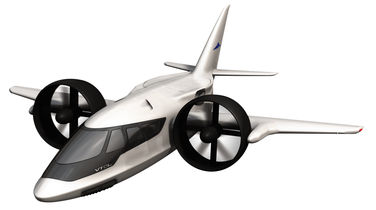 TriFan render front